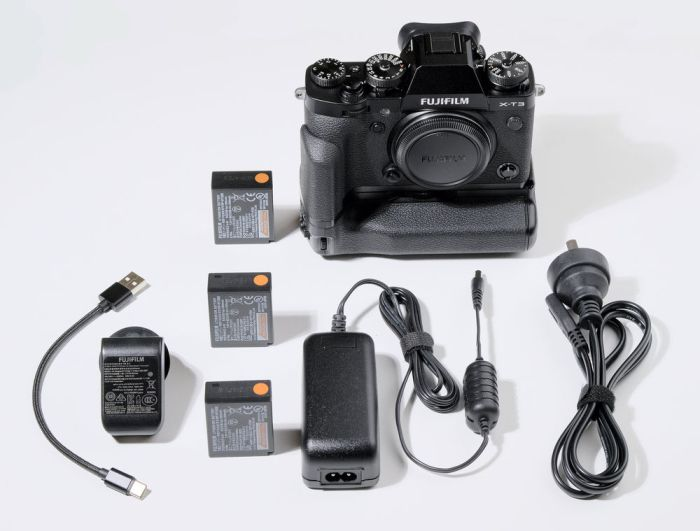 Powering the Fuji X-T3 – Journey to Lumimond       The